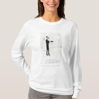 Verlaine Unterricht an der Institution T-Shirt