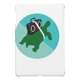 Verlangsamen Sie Staus iPad Mini Hülle
