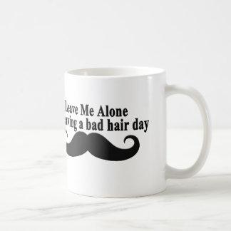 Verlassen Sie mich allein - Kaffeetasse