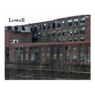 Verlassene Fabrik Postkarte