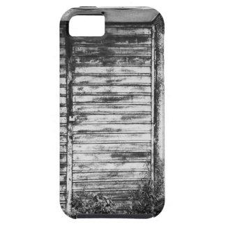 Verlassener Geschäft vergessener bw Schutzhülle Fürs iPhone 5