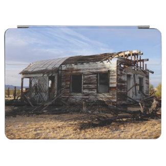 Verlassenes Haus in Kelso Kalifornien iPad Air Hülle
