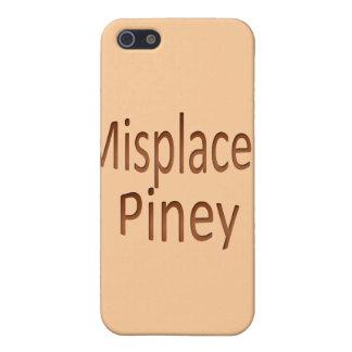 Verlegtes Piney buldge iPhone 5 Schutzhülle