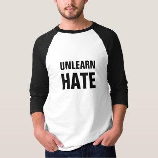 verlernen Sie positiven Shirtentwurf der T-Shirt