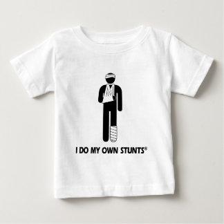 Verletzung meine eigenen Bremsungen Baby T-shirt