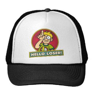 Verlierer-Hut Netzmütze