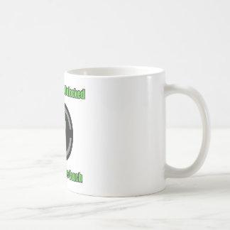 Verließ die Couch - die freigesetzte Leistung Teehaferl