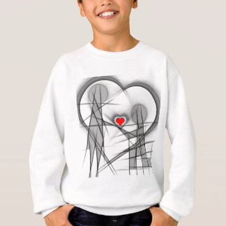 Verlobung Sweatshirt
