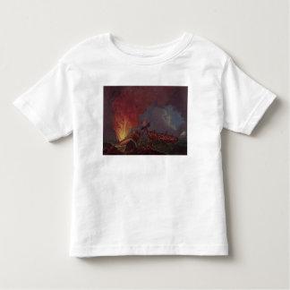 """Verlobung zwischen dem """"Quebec """" Kleinkinder T-shirt"""