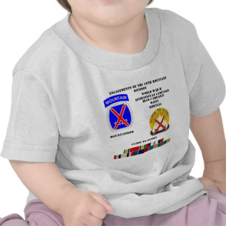 Verlobungen der 10. Gebirgsabteilung T Shirts