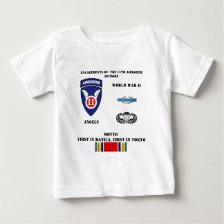 Verlobungen der 11. im Flugzeug Abteilung Baby T-shirt