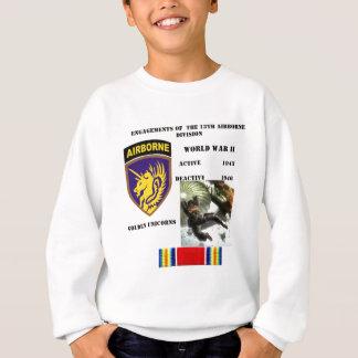 Verlobungen der 13. im Flugzeug Abteilung Sweatshirt