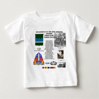 Verlobungen der 80. im Flugzeug Abteilung Baby T-shirt