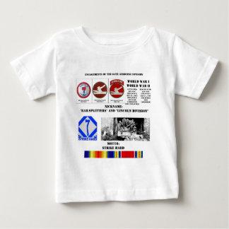 Verlobungen der 84. im Flugzeug Abteilung Baby T-shirt