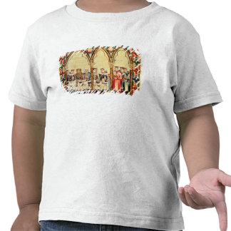 Verlobungs-Bankett, vom Manuskript T Shirt