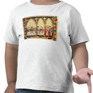 Verlobungs-Bankett, vom Manuskript T Shirts