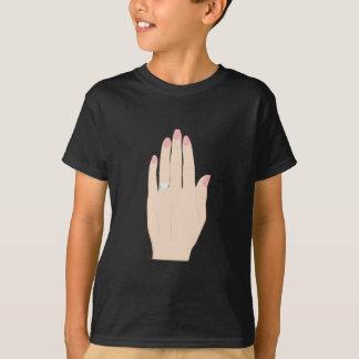 Verlobungs-Ring T-Shirt