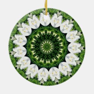 Verloren im Paradies Keramik Ornament