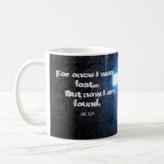 Verloren u. gefunden kaffeetasse