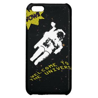 Verlorener Astronaut im Universum iPhone 5 Fall iPhone 5C Schale
