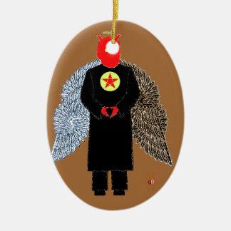 Verlorener Dämon Keramik Ornament