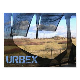 Verlorener Platz 01.2.0, URBEX, Ausstellung 2000 Fotodruck