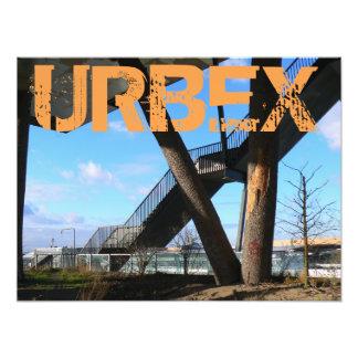 Verlorener Platz 02.0.3, Ausstellung 2000, URBEX Fotodruck