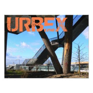 Verlorener Platz 02,0, URBEX, Ausstellung 2000 Fotodruck