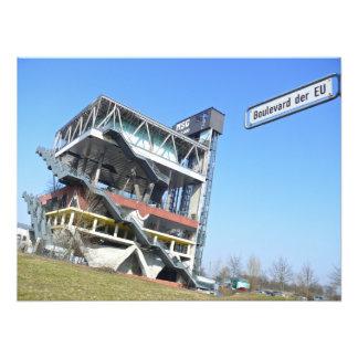 Verlorener Platz 04,0, Ausstellung 2000, Hannover Fotodruck