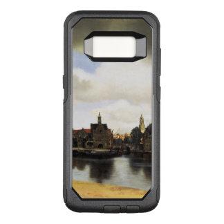 Vermeer Ansicht von Delft OtterBox Commuter Samsung Galaxy S8 Hülle