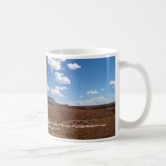 Vermillion Klippen Kaffeetasse