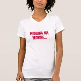 VERMISST MEINE MARINE…. T-Shirt
