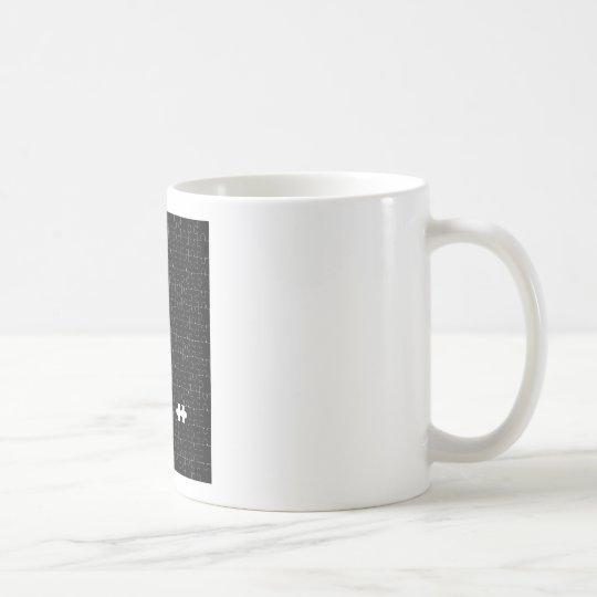 Vermisstes Stück Kaffeetasse