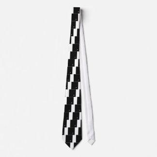 Vermisstes Stück Personalisierte Krawatten