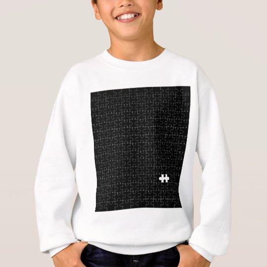 Vermisstes Stück Sweatshirt