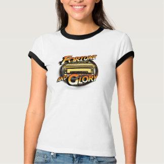 Vermögen und Ruhm: Arche T-Shirt
