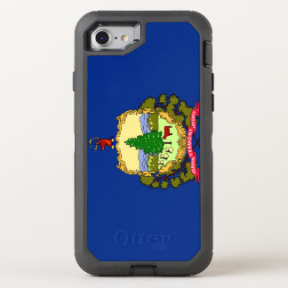 Vermont-Flagge OtterBox Defender iPhone 8/7 Hülle