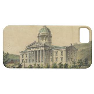 Vermont-Hauptstadts-Gebäude Montpelier iPhone 5 Etui
