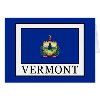 Vermont Karte