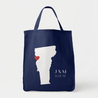 Vermont-Liebe - kundengerecht Tragetasche