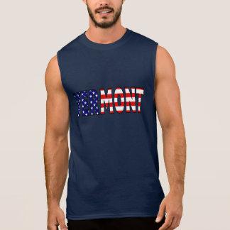 Vermont-Shirt Ärmelloses Shirt