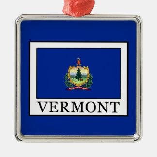 Vermont Silbernes Ornament