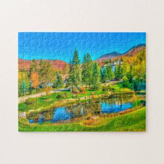 Vermont Stowe. Puzzle