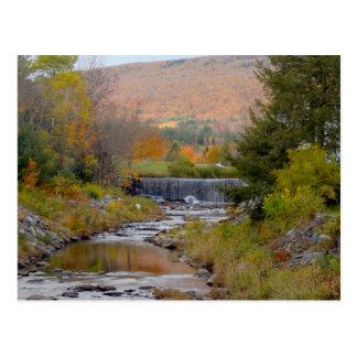 Vermont-Strom 7866 Postkarte