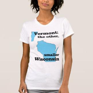 Vermont-Wisconsin Kopie T-Shirt