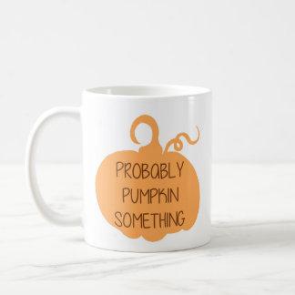 Vermutlich Kürbis-Tasse Kaffeetasse