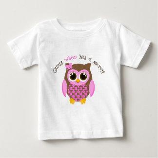 Vermutung, die eine geheime große Schwester hat Baby T-shirt