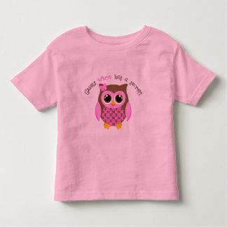 Vermutung, die eine geheime große Schwester hat Kleinkinder T-shirt