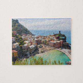 Vernazza - Cinque Terre - Italien-Puzzlespiel Puzzle