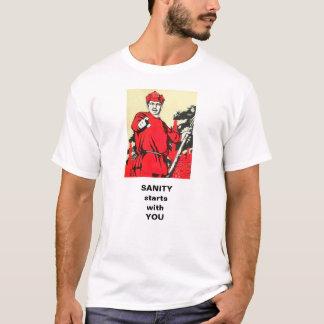 Vernunfts-Anfänge mit Ihnen Teil I T-Shirt